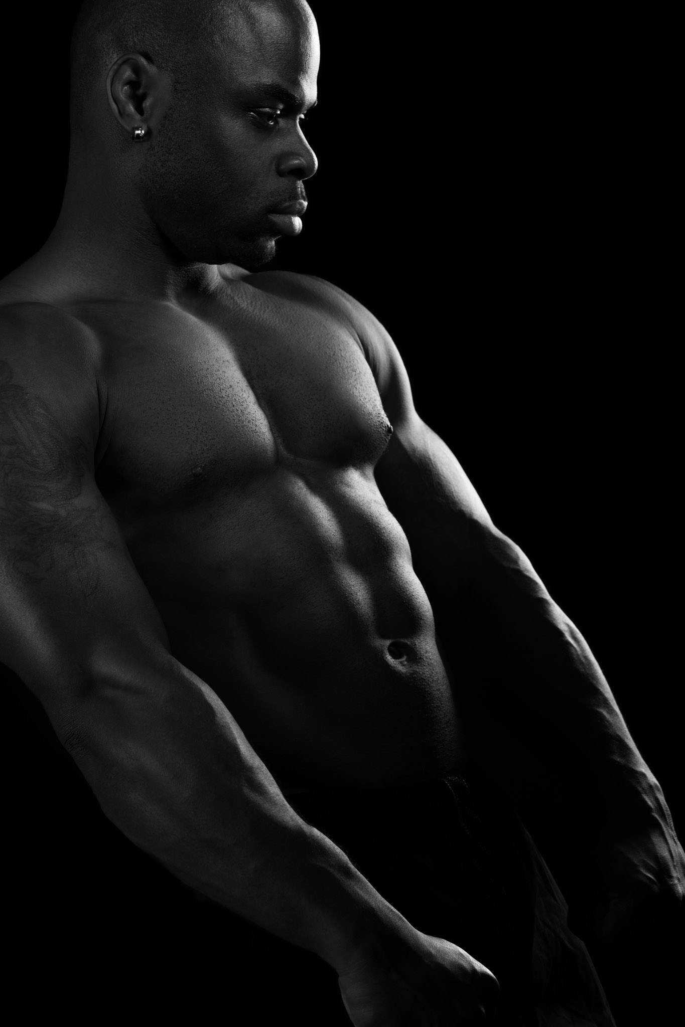 Brett Martin » Photography for Bodybuilding Art Photography  54lyp